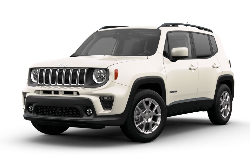 New 2021 JEEP Renegade Latitude
