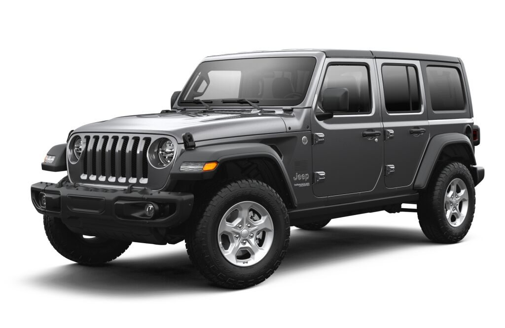New 2021 JEEP Wrangler Unlimited Freedom