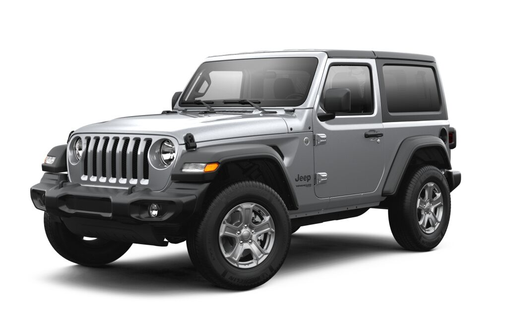 New 2021 Jeep Wrangler Sport S