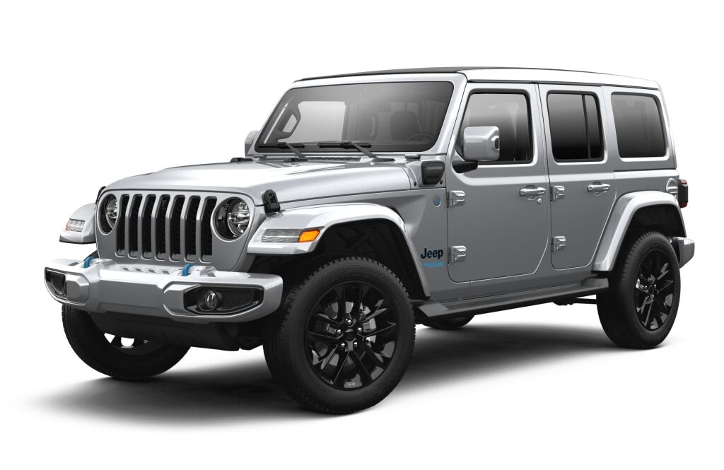New 2021 JEEP Wrangler 4xe Unlimited High Altitude 4xe