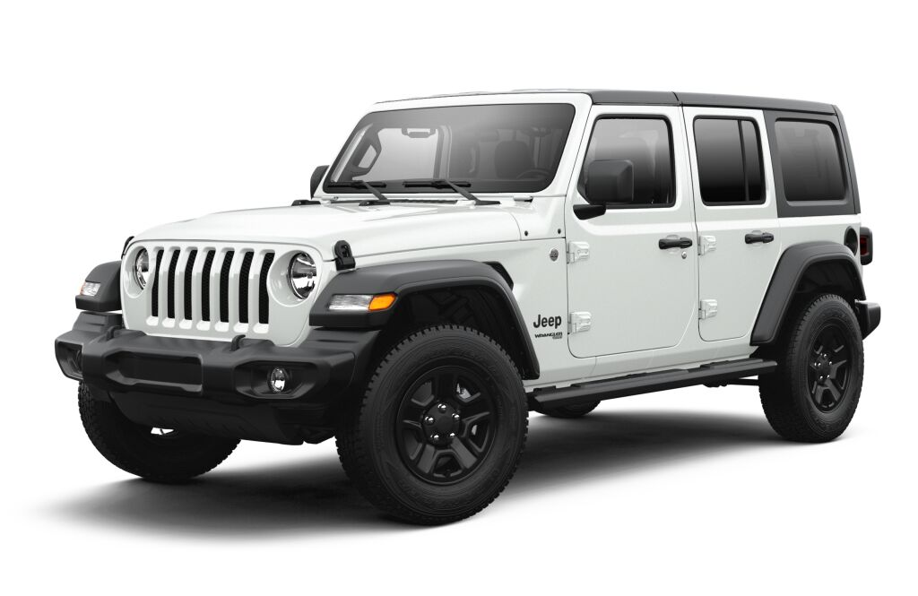 New 2021 JEEP Wrangler Unlimited Sport