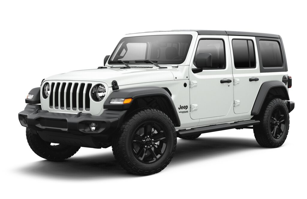 New 2021 JEEP Wrangler Unlimited Sport Altitude