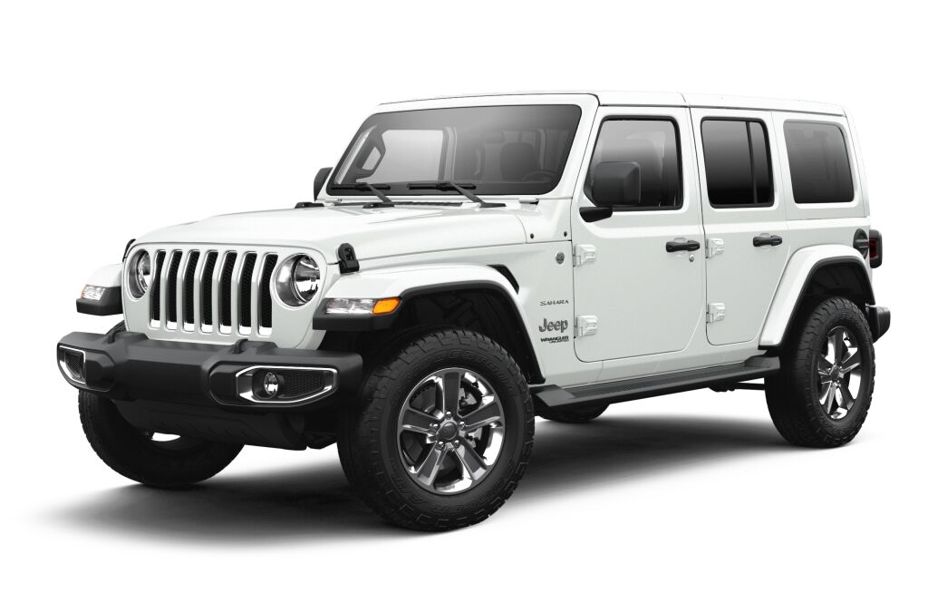 New 2021 JEEP Wrangler Unlimited