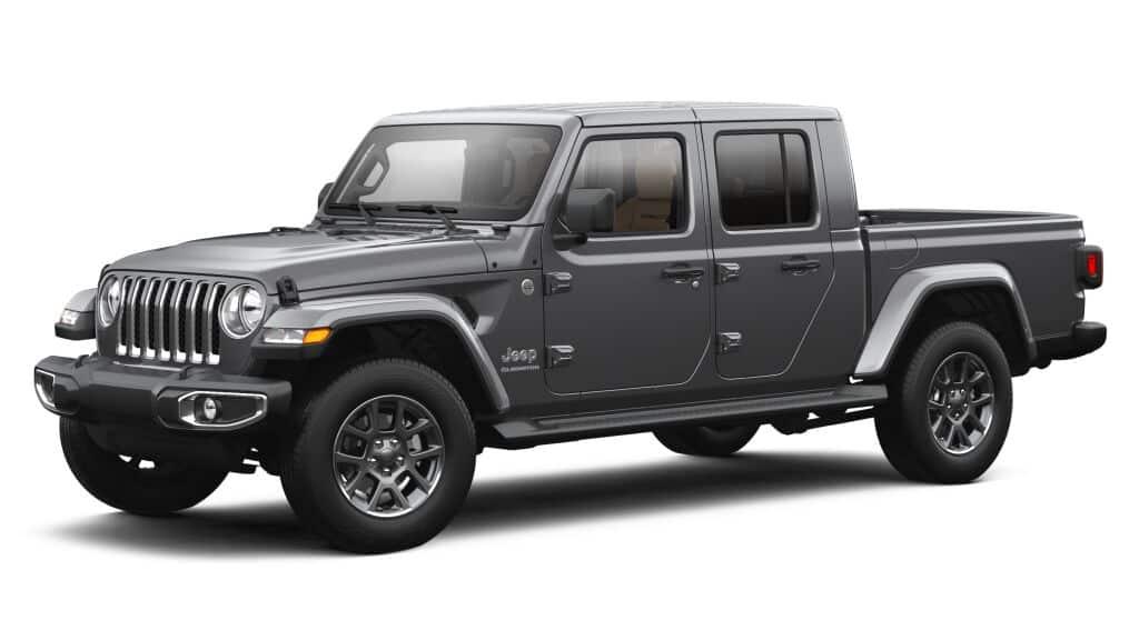 new 2021 jeep gladiator overland crew cab in savannah #