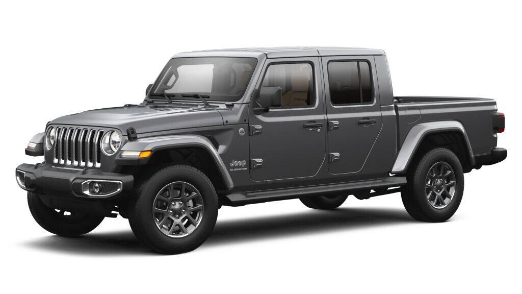 new 2021 jeep gladiator overland crew cab in winston-salem