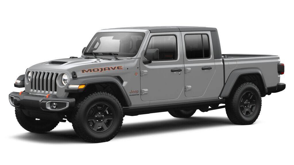 2021 JEEP Gladiator Mojave 4dr 4x4 Crew Cab 5 ft. box