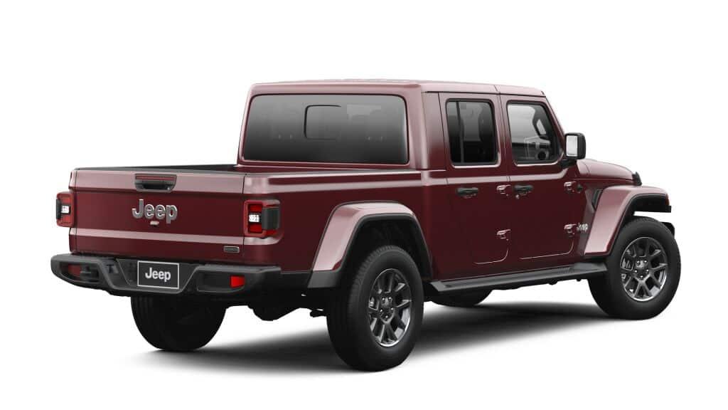 new 2021 jeep gladiator overland 4×4 crew cab