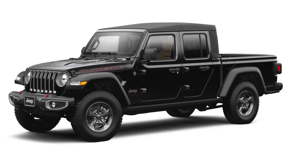 New 2021 JEEP Gladiator Rubicon