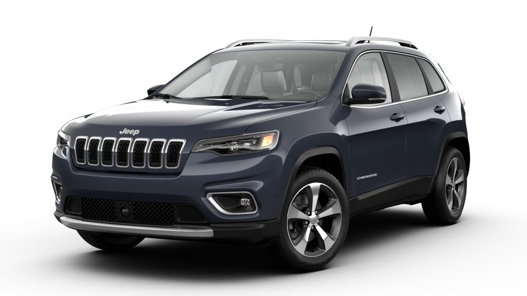Jim Browne Dodge >> New 2021 Jeep Cherokee Limited Sport Utility in Tampa # ...