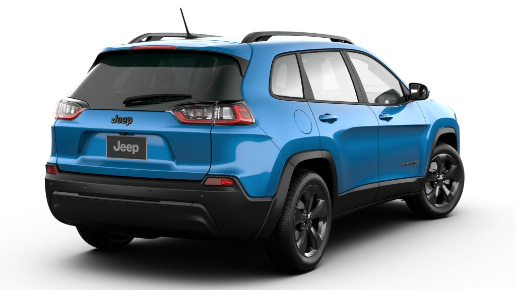 New 2021 JEEP Cherokee Altitude FWD