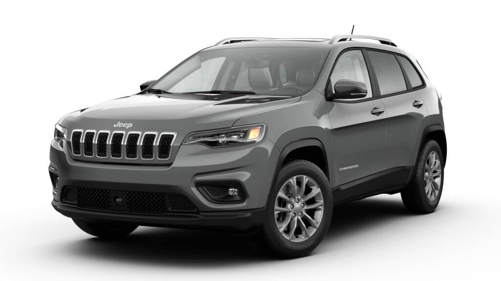 Jim Browne Dodge >> New 2021 Jeep Cherokee Latitude Lux Sport Utility in Tampa ...