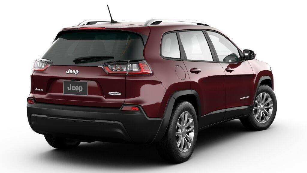 New 2021 JEEP Cherokee Latitude 4x4
