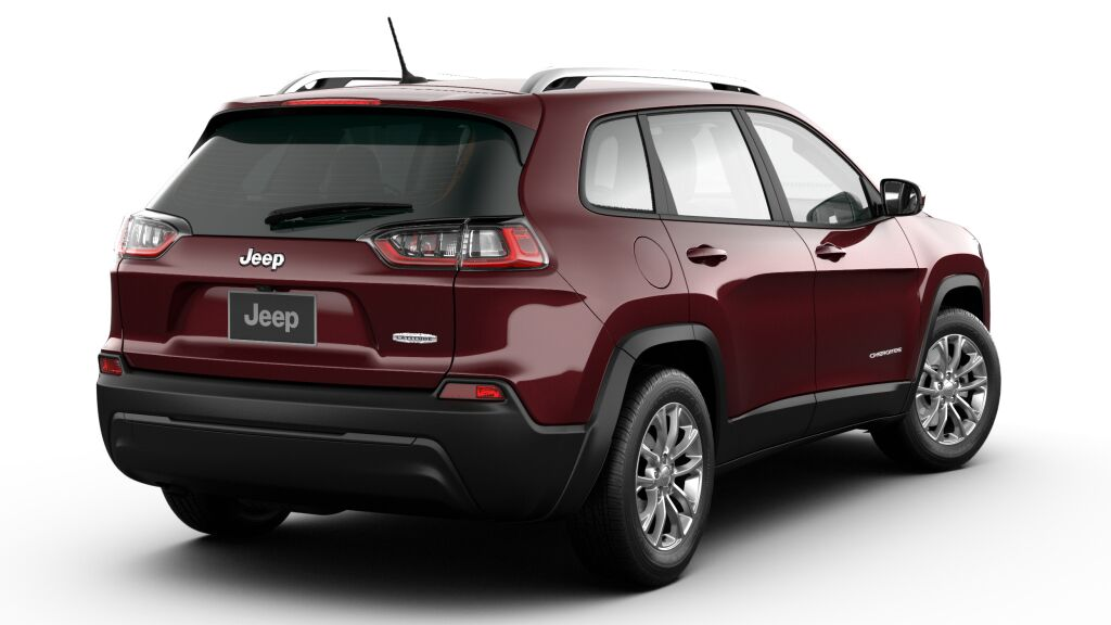 New 2021 JEEP Cherokee Latitude