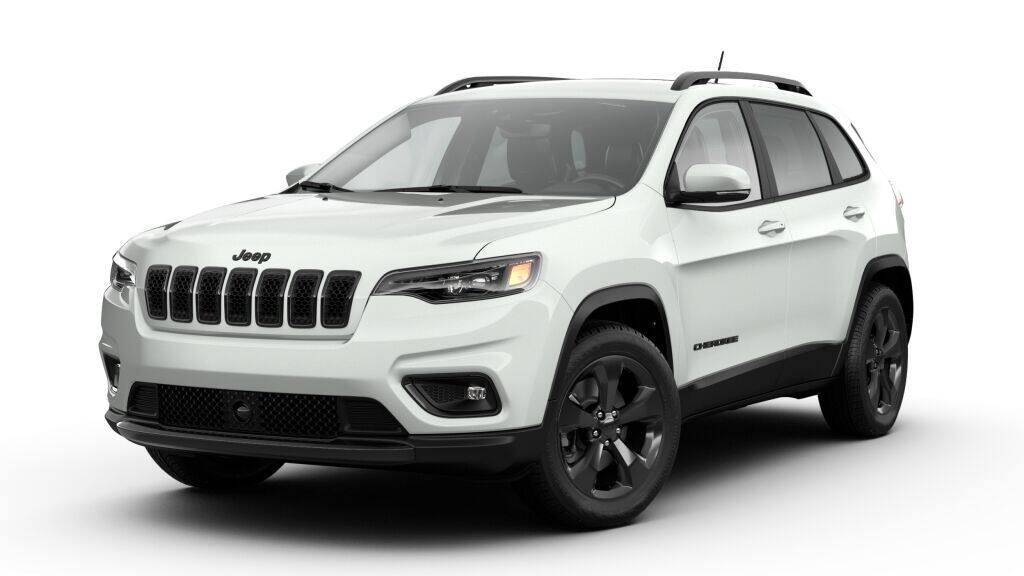 New 2021 JEEP Cherokee Latitude Plus