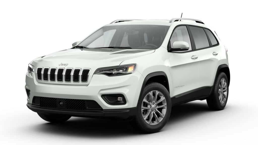 New 2021 JEEP Cherokee Latitude Lux