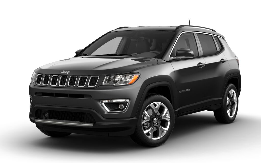 New 2021 JEEP Compass COMPASS LIMITED 4X4