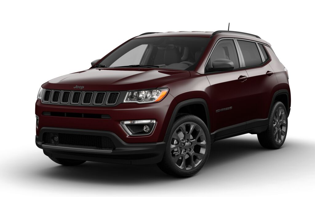 New 2021 JEEP Compass 80th Special Edition