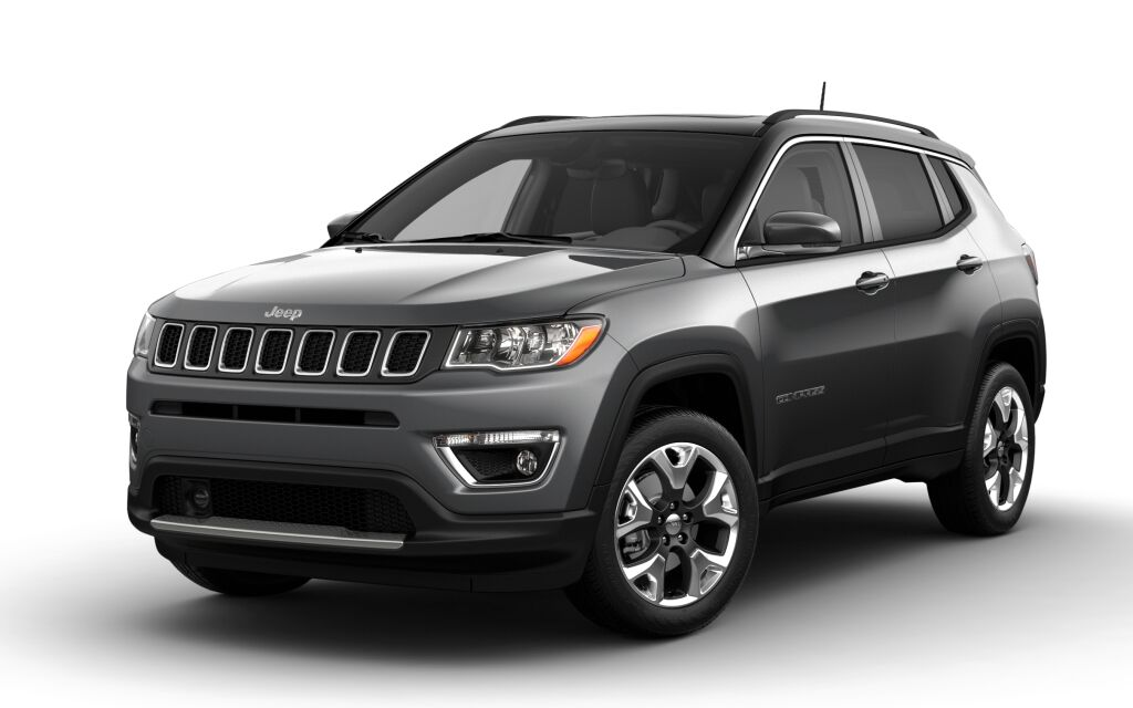 New 2021 JEEP Compass Limited