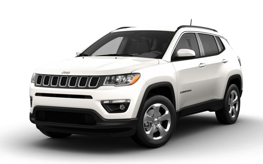 New 2021 JEEP Compass Latitude FWD