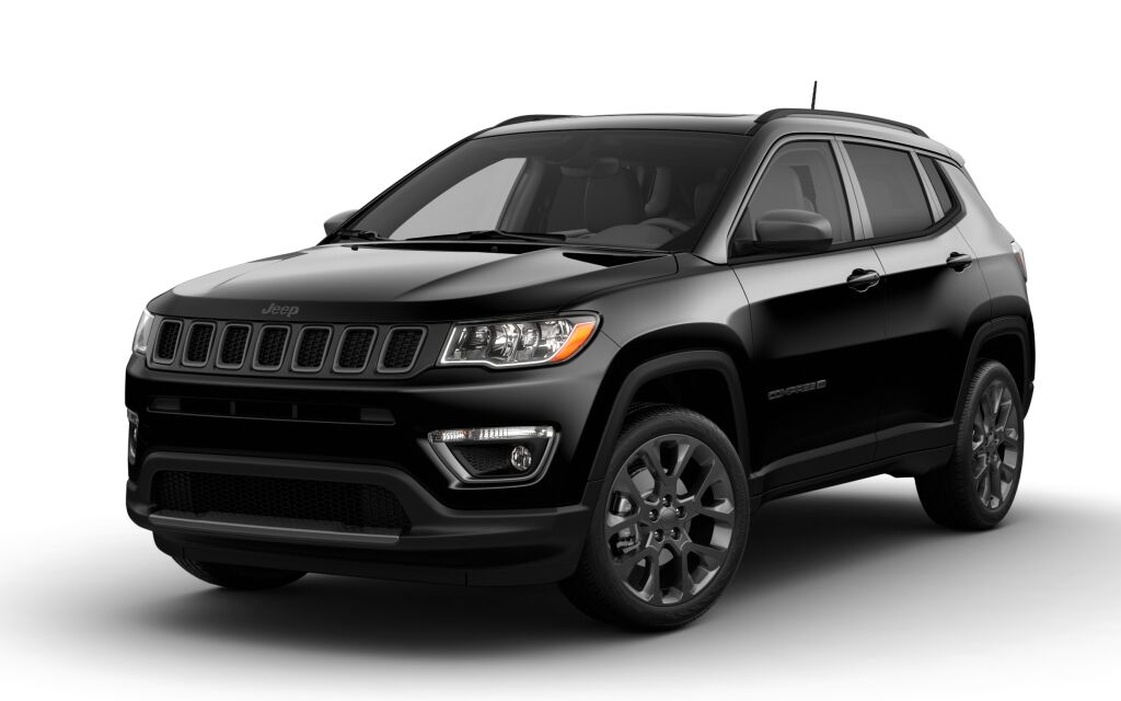 New 2021 JEEP Compass 80th Anniversary