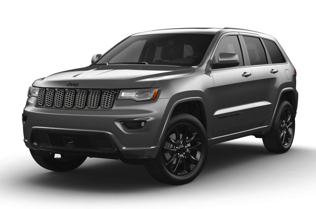 New 2021 JEEP Grand Cherokee Laredo X