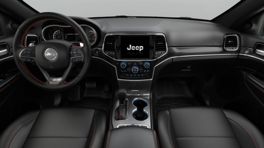 New 2021 JEEP Grand Cherokee Trailhawk
