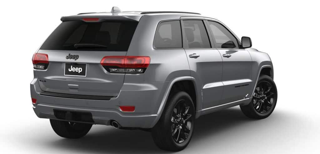 New 2021 JEEP Grand Cherokee Laredo X