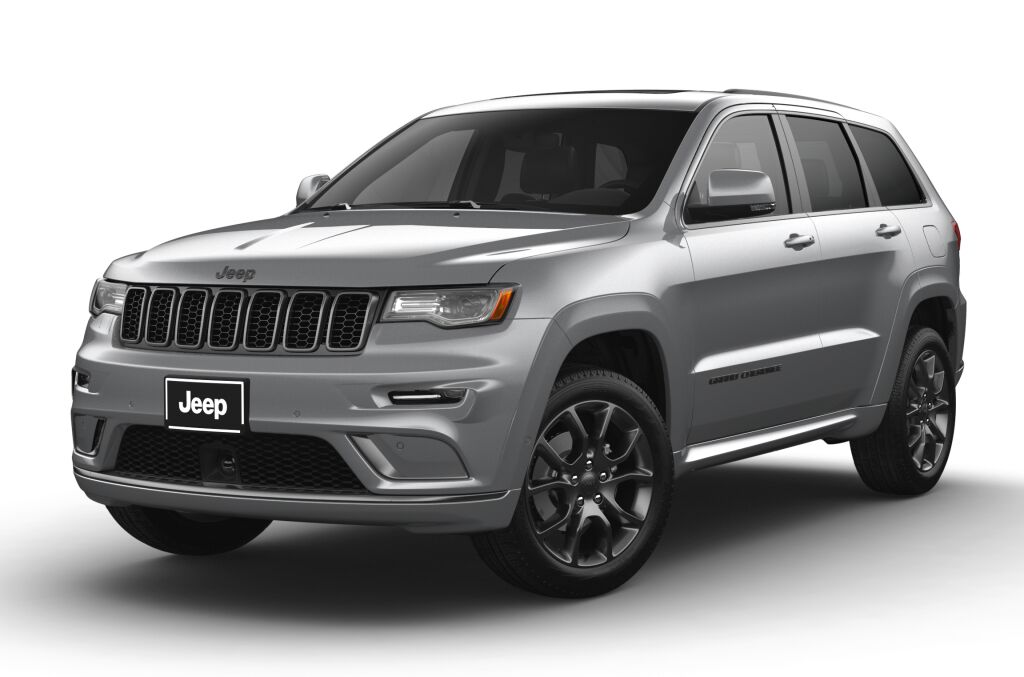 new 2021 jeep grand cherokee high altitude 4×4 sport