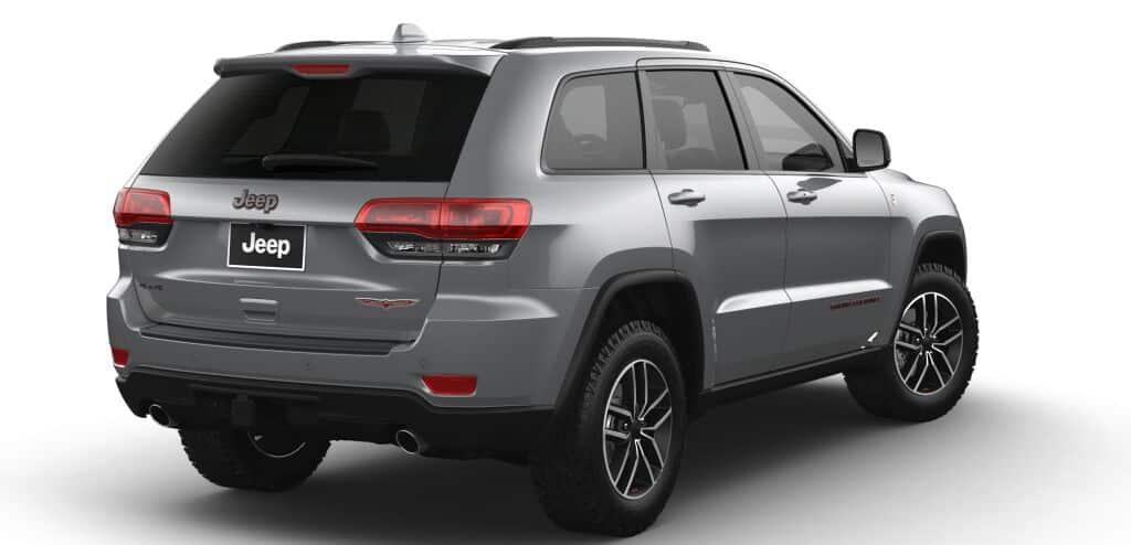 New 2021 JEEP Grand Cherokee Trailhawk
