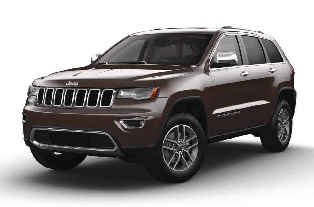 New 2021 JEEP Grand Cherokee -XL