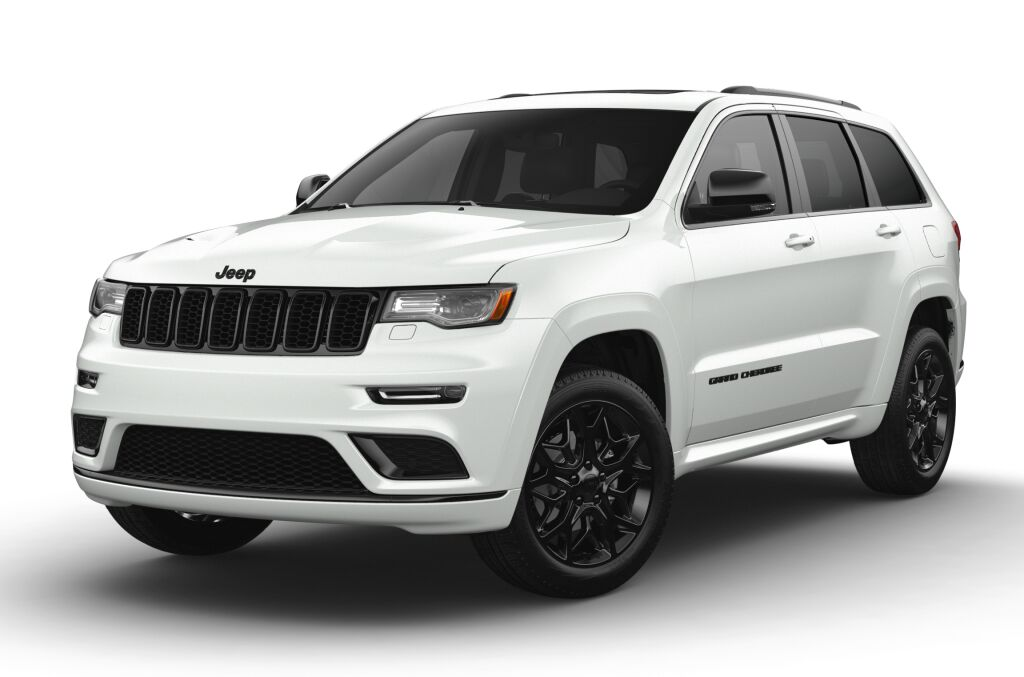 New 2021 JEEP Grand Cherokee Limited X