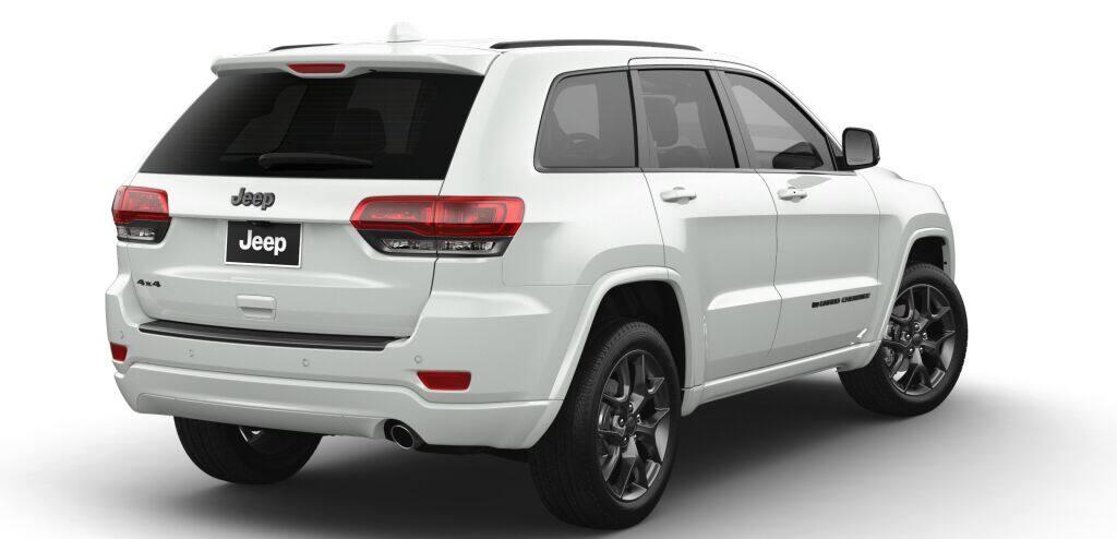New 2021 JEEP Grand Cherokee 80th Anniversary