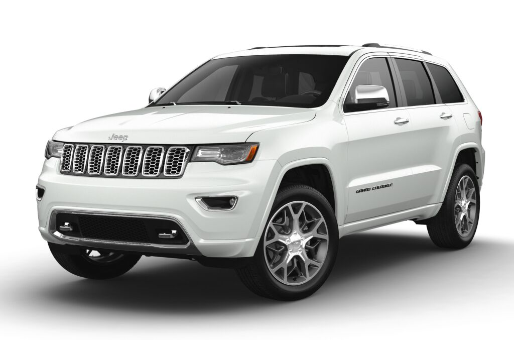 New 2021 JEEP Grand Cherokee
