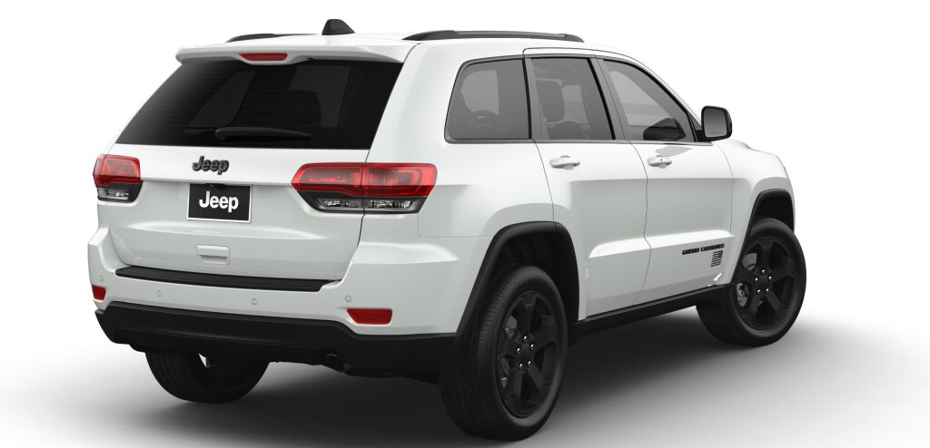 New 2021 Jeep Grand Cherokee Freedom