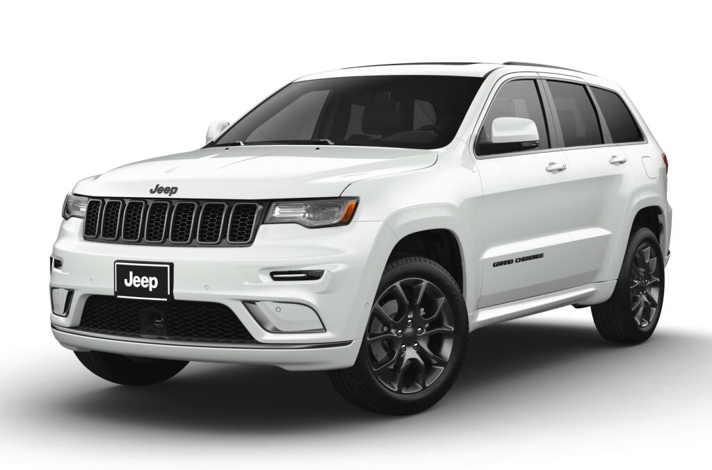New 2021 JEEP Grand Cherokee Overland