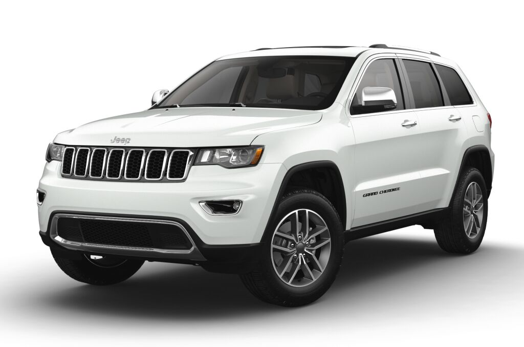 New 2021 JEEP Grand Cherokee GRAND CHEROKEE LIMITED 4X4