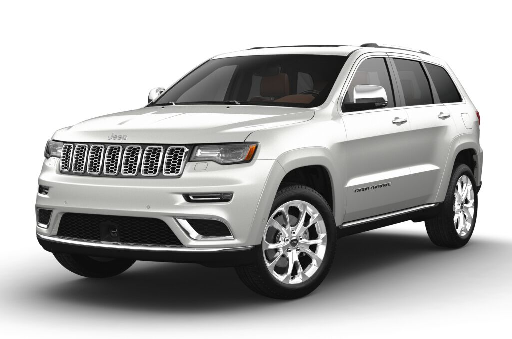 new 2021 jeep grand cherokee summit