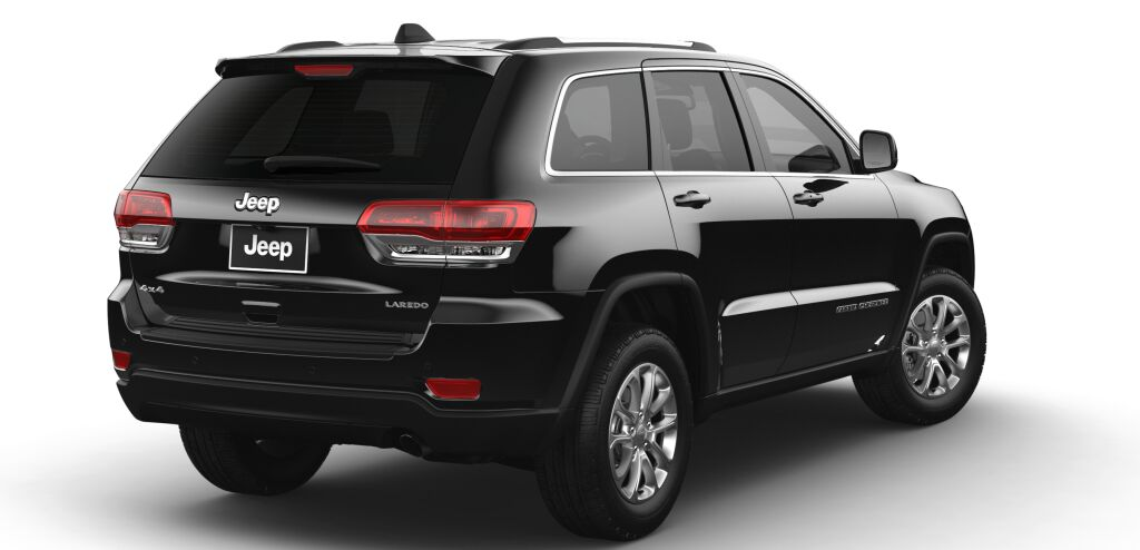 New 2021 JEEP Grand Cherokee Laredo E 4x4