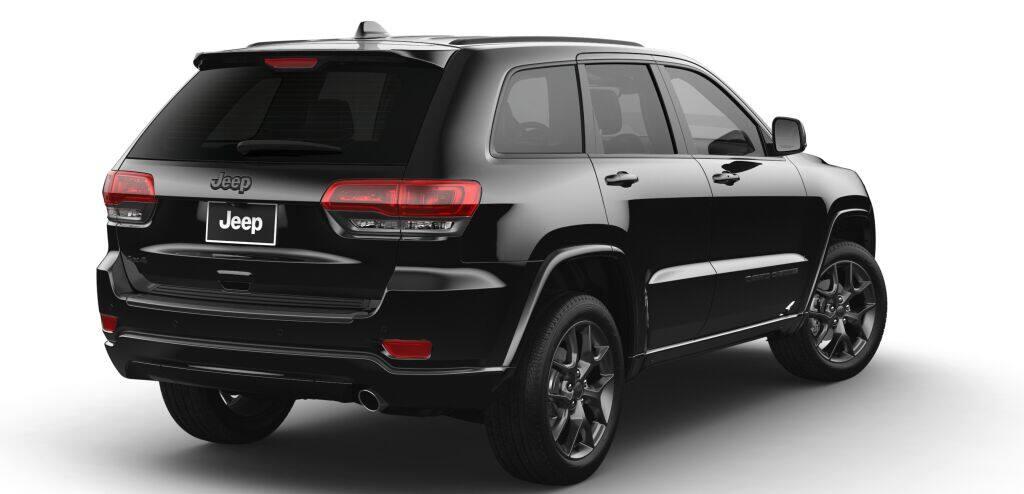 New 2021 JEEP Grand Cherokee 80th Anniversary 4x4
