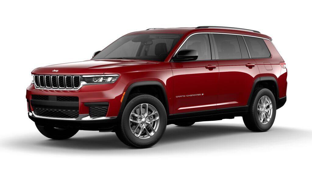 New 2021 JEEP Grand Cherokee L Laredo