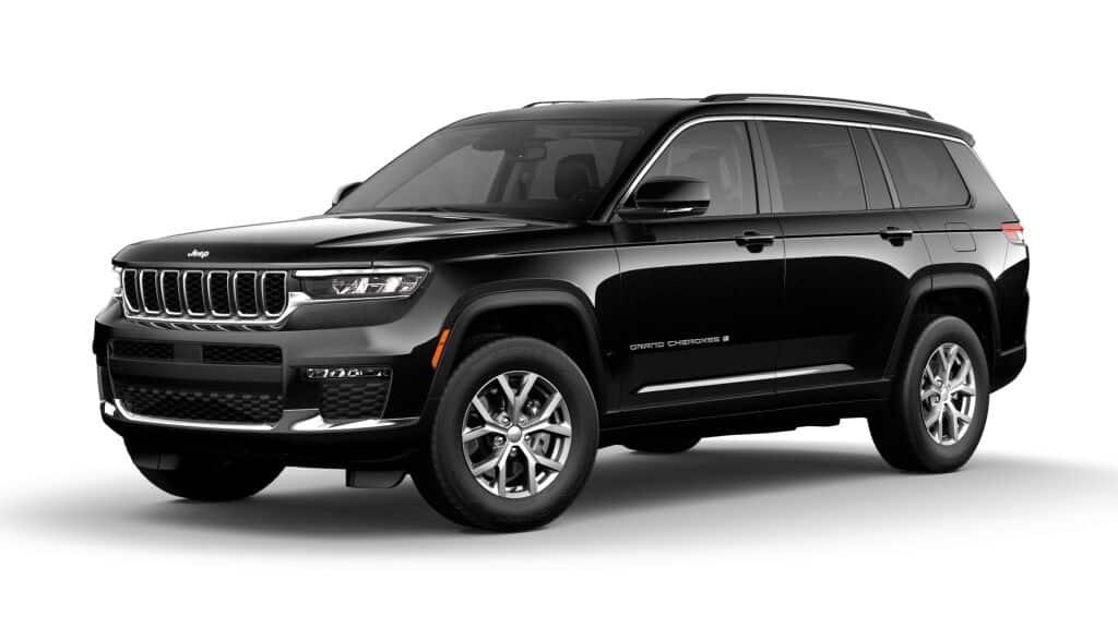New 2021 JEEP Grand Cherokee L GRAND CHEROKEE L LIMITED 4X4