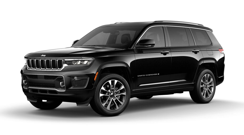 New 2021 JEEP Grand Cherokee L Overland 4x4