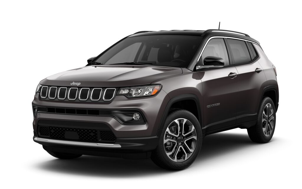 New 2022 JEEP Compass Limited